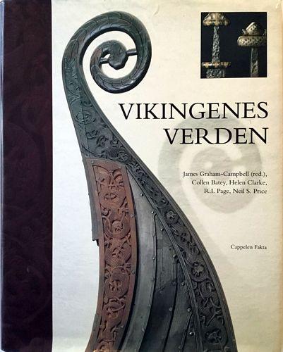 Vikingenes verden. Forord av Signe Horn Fuglesang