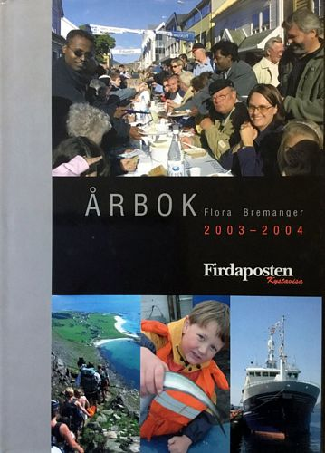 Årbok Flora Bremanger. 2003-2004. Bind I