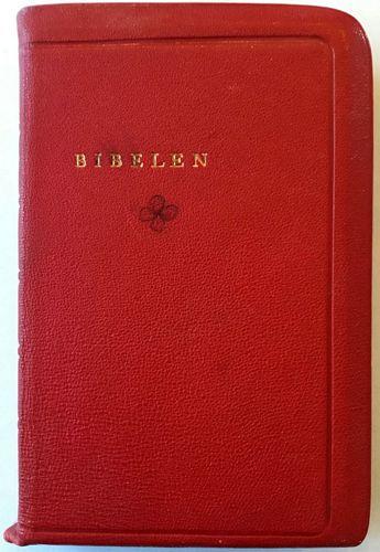 Bibelen eller Den hellige skrift. Det gamle og det nye testamentes kanoniske bøker. Revidert oversettelse av 1930