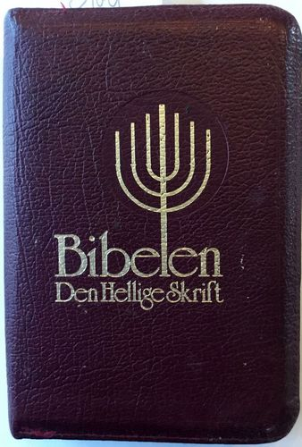 Bibelen. Den Hellige Skrift. Det gamle og det nye testamentes kanoniske bøker. Oversettelse 1988