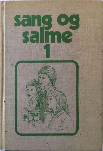 Sangbok for kristendomsopplæringa i grunnskolen ved Harald Aspås og Halvor Dahl. I De seks første skoleår