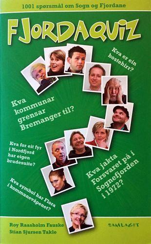 Fjordaquiz. 1001 spørsmål frå Sogn og Fjordane