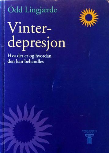 Vinterdepresjon. Hva det er og hvordan den kan behandles