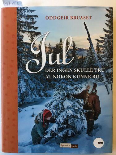 Jul der ingen skulle tru at nokon kunne bu. Foto: Tor Sivertstøl