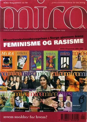 Minioritetskvinnebevegelsen i Norge gjennom årene. Feminisme og rasisme