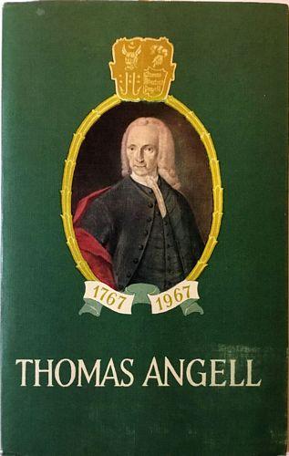Thomas Angell. Trondheims bys store velgjører