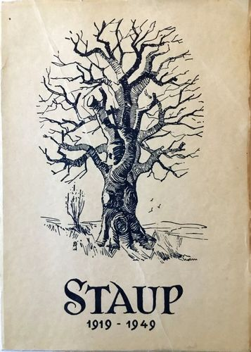 Årsskrift for Staupslaget. Årgang 1949. Nr 4