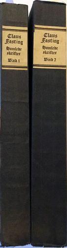 Samlede skrifter. Utgitt ved Sverre Flugsrud I-II (av 3)