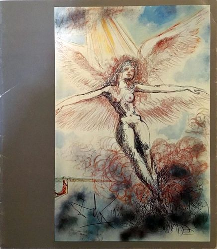 Salvador Dali. Paintings and Drawings. October 10 to 28, 1967