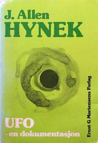 UFO - en dokumentasjon. Oversatt av Ådne Goplen