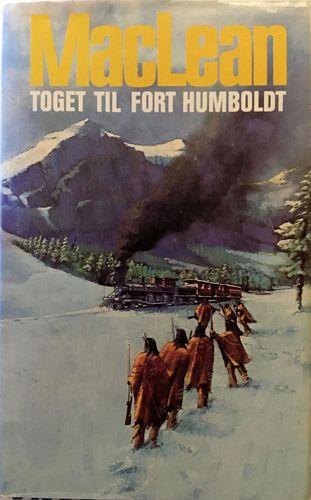 Toget til Fort Humboldt. Oversatt av Per A. Hartun