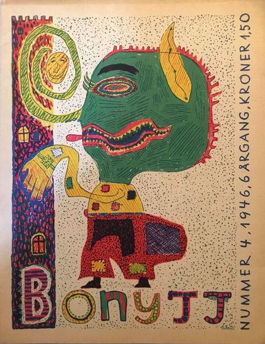 Bonytt. Nr. 4. 1946
