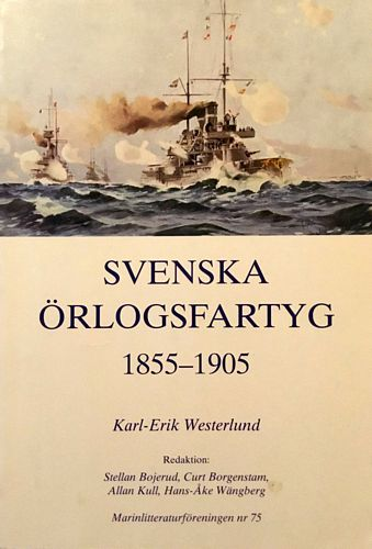 Marinlitteraturföreningen nr. 75. Red.: Karl- Erik Westerlund.