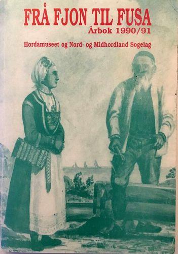 Årbok for Hordamuseet og for Nord- og Midhordland sogelag. 43. og 44. årgang