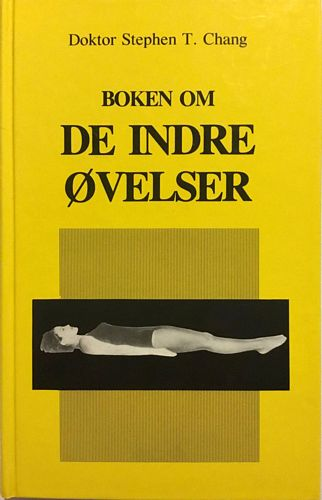 Boken om de indre øvelser. Fotografier. Peter M. Cornwell. 5.opplag