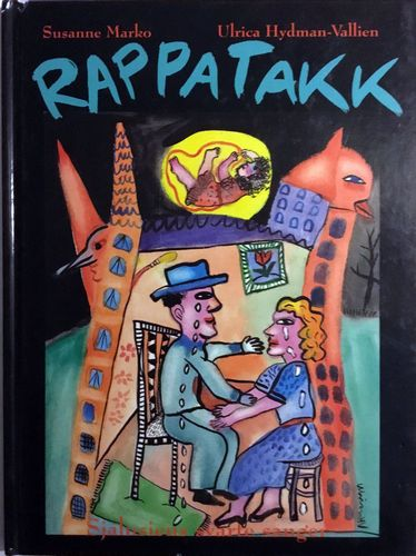 Rappatakk. Sjalusiens svarte sanger